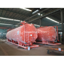 80000-100000 Liters Skip Chemical Pe Lining Storage Tank